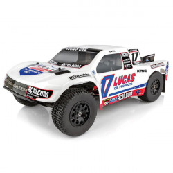 TEAM ASSOCIATED SC10.3 LUCAS OIL BRUSHLESS RTR TRUCK