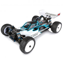 TEAM ASSOCIATED B64 CLUB RACER KIT w/REEDY ESC - SERVO - MOTOR