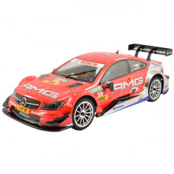 CARISMA M40S MERCEDES-AMG DTM (No 20 RED) 1/10TH RTR BRUSHED
