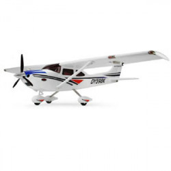 DYNAM CESSNA 182 SKY TRAINER 1280mm READY-TO-FLY w/2.4ghz