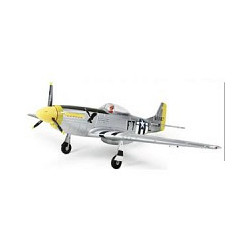 DYNAM P51 MUSTANG w/RETRACTS 1200mm w/o TX/RX/Batt