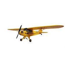 DYNAM J3 PIPER CUB 1200mm READY-TO-FLY w/2.4ghz
