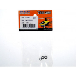 T-Rex 250 - Bearings(MR63ZZ) (H25061)