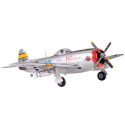 FMS 1700mm P-47 THUNDERBOLT SILVER ARTF w/o TX/RX/BATT