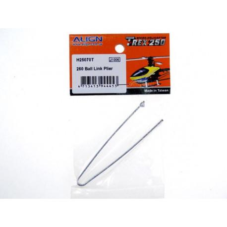 T-Rex 250 - 250 Ball Link Plier (H25070T)