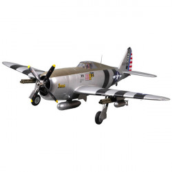 FMS 1500MM P-47 RAZORBACK BONNIE ARTF w/o TX/RX/BATT