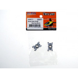 T-Rex 250 - Metal Main Shaft Bearing Block (H25077T)