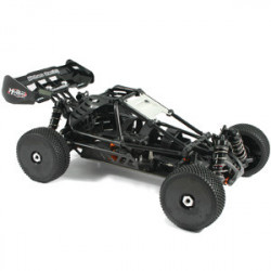 HYPER CAGE BUGGY ELECTRIC ROLLER CHASSIS - BLACK