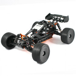HYPER CAGE TRUGGY ELECTRIC ROLLER CHASSIS - BLACK