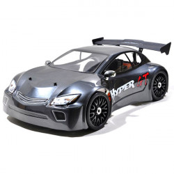 HYPER GTS ON ROAD 1/8 ELECTRIC ROLLER SHORT CHASSIS 80%