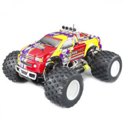HOBAO PIRATE SPORT MONSTER RTR W/MACH 28 ENGINE