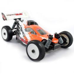 HYPER 8.5 RTR w/2.4g/HYPER .21 3-PORT RACE ENGINE w/SAVOX