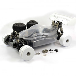 HOBAO HYPER VS 1/8 BUGGY ELECTRIC ROLLER 80% PRE-ASSEM.