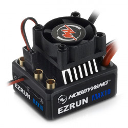 HOBBYWING EZRUN MAX10 60A WATERPROOF SPEED CONTROL
