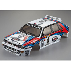 KILLERBODY LANCIA DELTA HF INT EGRALE 190MM FINISHED BODY RAL