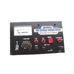 PROLUX 12V POWER PANEL W/GLOW START CHARGER