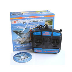 FLIGHTMASTER 64X SIMULATOR W/ USB TRANSMITTER BOX SET MODE 1
