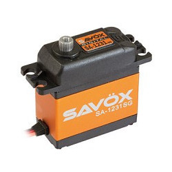 SAVOX AIR MEGA TORQUE CORELESS DIGITAL SERVO 32KG/0.14s@6.0V