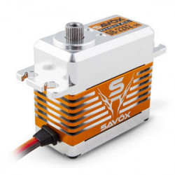 SAVOX HV CNC DIGITAL BRUSHLESS SERVO 23KG/0.075s@7.4V