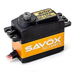 SAVOX HIGH TORQUE CORELESS DIGITAL SERVO 20KG@6.0V