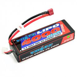 VOLTZ 4000mah HARD CASE 7.4V 50C LIPO STICK PACK