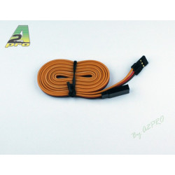 Rallonge 100cm JR - câble 0,30mm² (13045)