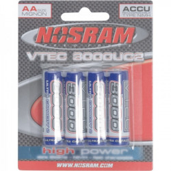 VTEC AA-3000UC Mignon NiMH (4pcs) (NOS99171)