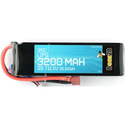 Batterie Lipo 3S 11.1v 3200mAh 35C (22 x 44 x 135mm - 280g)