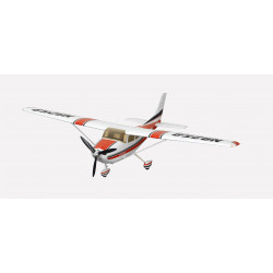Avion 1400mm Cessna 182 AT Rouge (5ch ver.) kit PNP