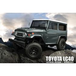 CMX 1/10 252mm RTR Crawler car kit (2.4G) TOYOTA LC40