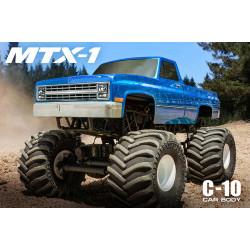 MTX-1 RTR Monster truck (2.4G) Brushless