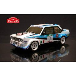 FIAT 131 ABARTH WRC 1981 1/10 RC car ARTR kit