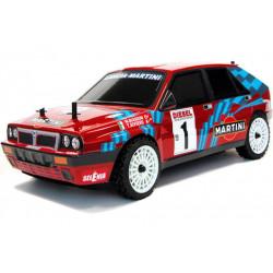 LANCIA DELTA INTEGRALE Martini San Remo 1989 1/10 RC car RTR K
