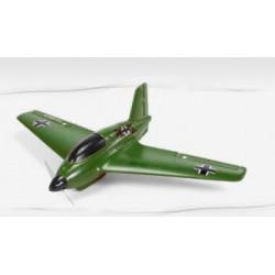 Kraftei Green/Camo 470mm PNP Speed plane kit (up to 240km/h)