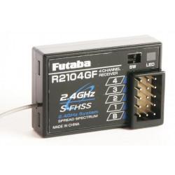RECEPTEUR R2104GF S-FHSS/FHSS 2.4 (0523)