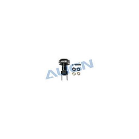 T-Rex 600 - Metal Main Rotor Housing/Black (H60004T-00)