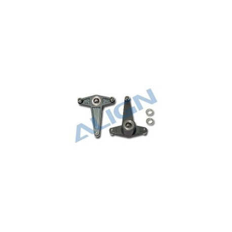T-Rex 600 - Metal Aileron Lever (H60027T-1)