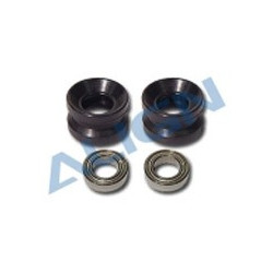T-Rex 600 - 600 Torque Tube Bearing Holder Set (H60124T)