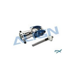 T-Rex 600 - 600 Metal Tail Torque Tube Unit/Blue (H60133T-84)