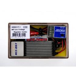 T-Rex 600 - 2 In 1 Voltage Regulator Combo (HE50H11T-1)