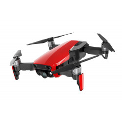 DJI Mavic Air Quadrocopter Fly More Combo Flame Red