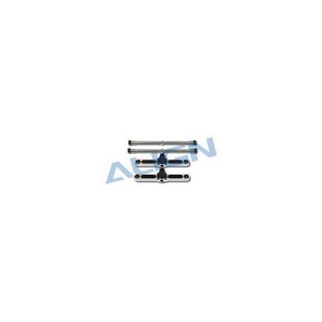 T-Rex 600 - Metal Flybar Control Arm/Black (HN6001AAT)
