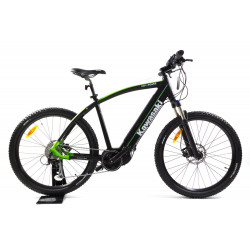 KAWASAKI Hardtail Mountain Bike 27.5 Mid-Motor