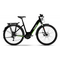 KAWASAKI KBT 2.0 Trekking Bike black Bosch drive