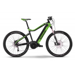 KAWASAKI Hardtail Mountain Bike 27.5+ green