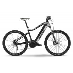 KAWASAKI Hardtail Mountain Bike 27.5+ silver