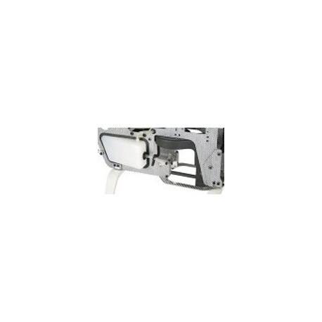 T-Rex 600 - 600N Frame Brace Set(GF) (HN6069T)