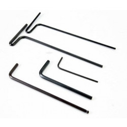 CLE 6 PANS 1.5MM/2MM/2.5MM/3MM/2.5 A BOULE (TRX5476X)