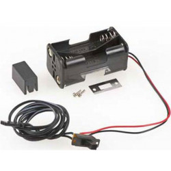 BATTERY HOLDER, 4-CELL /SWITCH (TRX3170X)