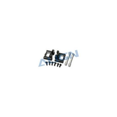 T-Rex 600 - Metal Engine Bearing Block Set (HN6105T)